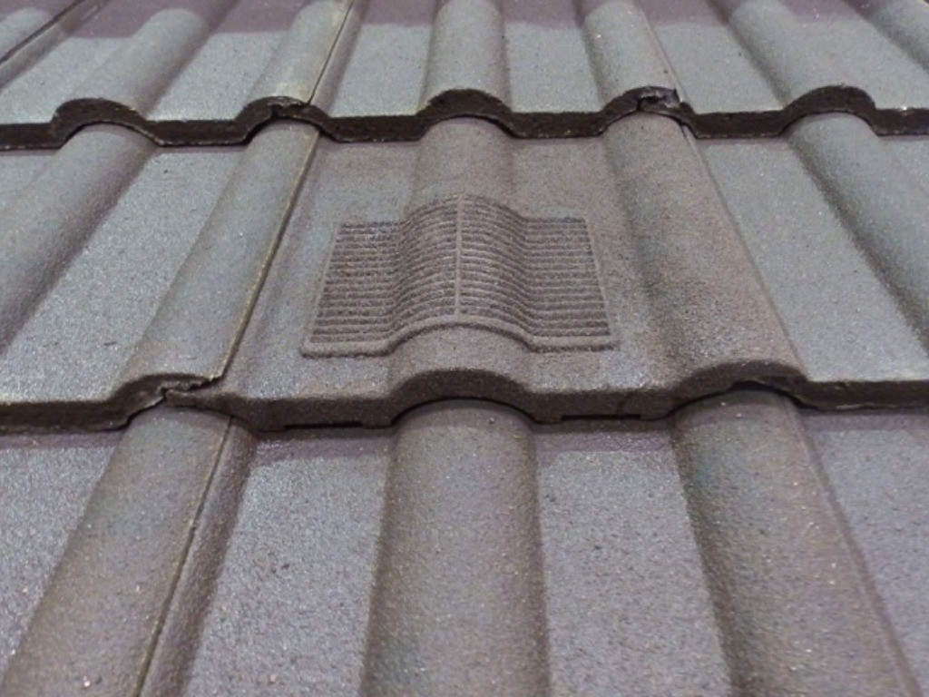 Klober granulated tile vent